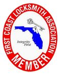First Coast Locksmith Association Logo