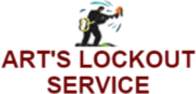 Art's Lockout Service Logo